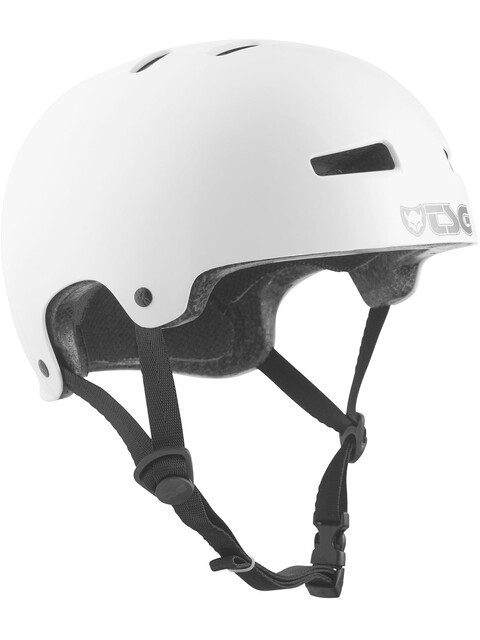 TSG Evolution Injected Color casco per bici Bambino bianco
